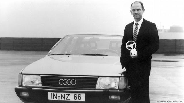 Volkswagen em luto com morte de Ferdinand Piëch, aos 82