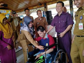 Dorong Kesetaraan ,Pemkab Batanghari Gelar Hari Disabillitas Internasional 2019
