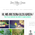 Sora Blog Green Template Free Download