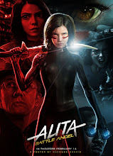 Alita: Anjo de Combate – WEB-DL 720p | 1080p Torrent Dublado / Dual Áudio (2019)