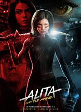 Alita: Anjo de Combate – WEB-DL 720p | 1080p Torrent Dublado / Dual Áudio (2019)
