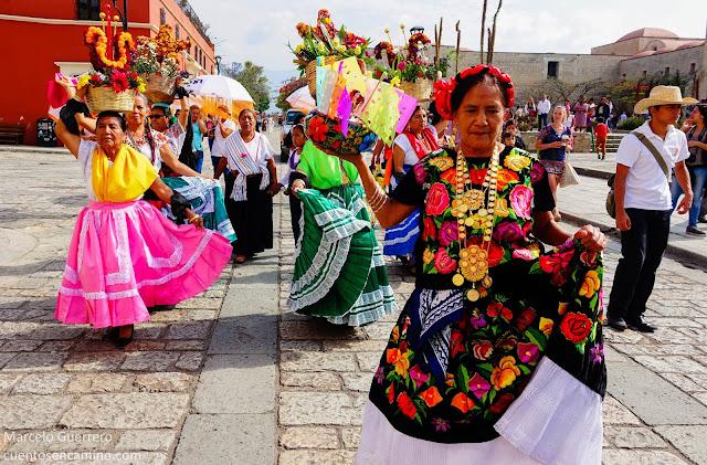 Cuentan que en Oaxaca...