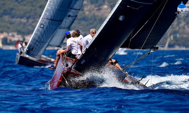 Αγώνας Κλασσικών και Παραδοσιακών Σκαφών Σπετσών