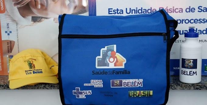 *Agentes de Saúde aguardam que Prefeitura de Belém cumpra liminar e conceda EPIs