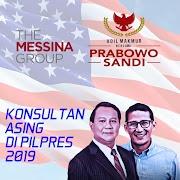 BUKAN HOAX, 2019 TIM PRABOWO-SANDI SEWA KONSULTAN ASING
