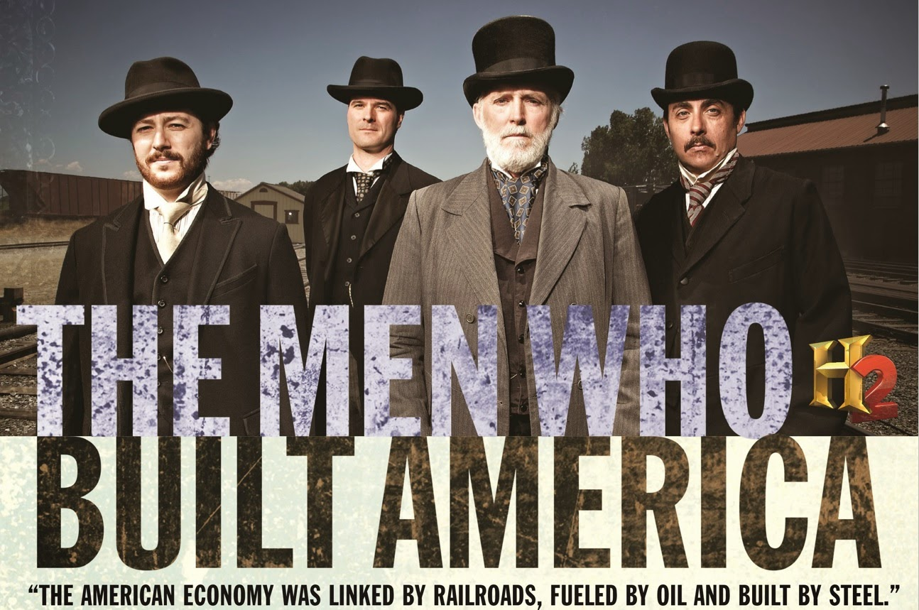 Mr Shipley S Fifth Period Blog Men Who Built America End