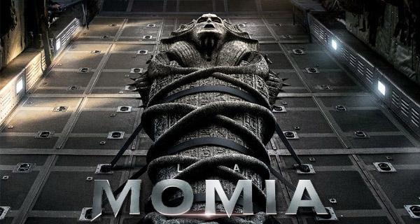 La Momia 2017