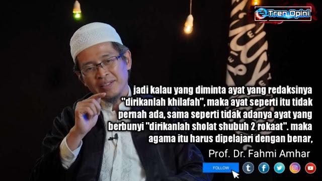 Prof. Dr. Fahmi Amhar