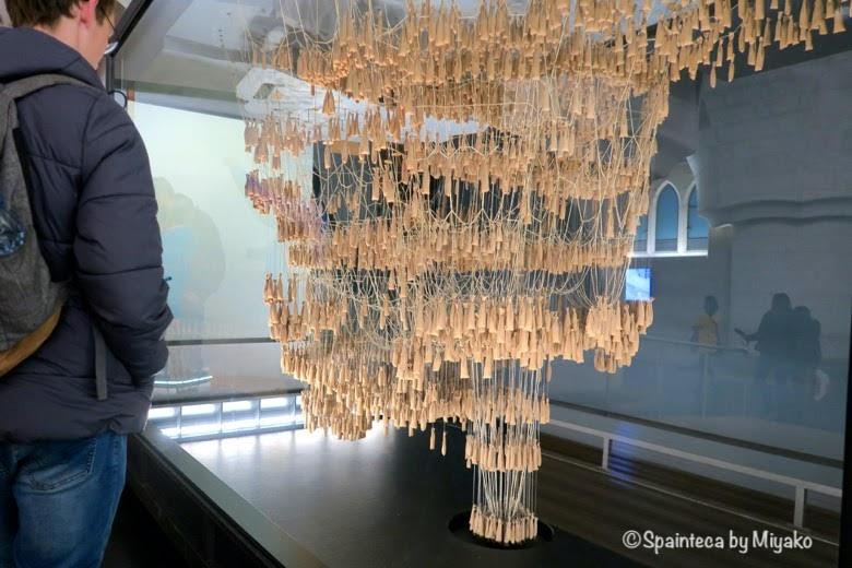 世界遺産サグラダ·ファミリア教会の博物館Sagrada Família, Barcelona