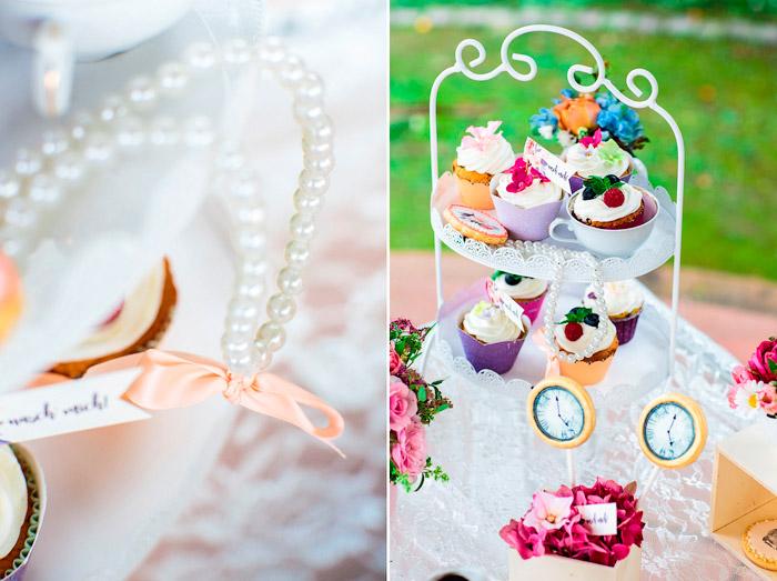 Alice im Wunderland Hochzeitsideen