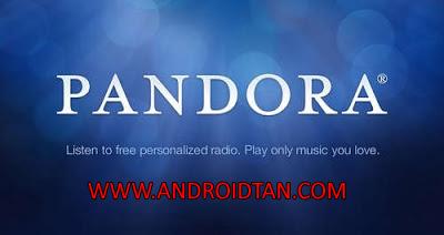 Download Modded Pandora Apk Latest Version 2017