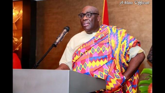 COVID-19: Ghana's High Commissioner to UK Owusu Ankomah tests positive
