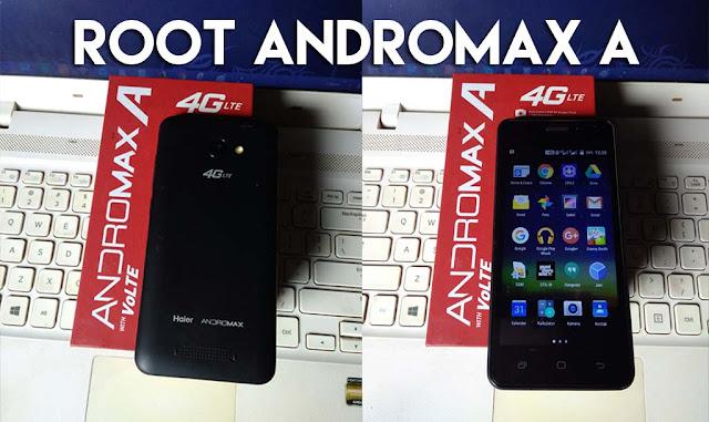 cara root andromax a tanpa menggunakan PC gak ribet