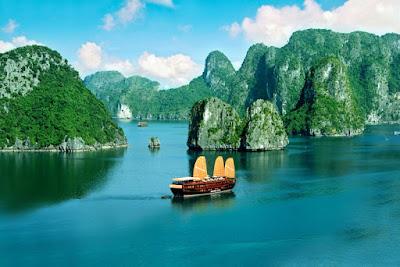 Khu du lịch Vịnh Hạ Long