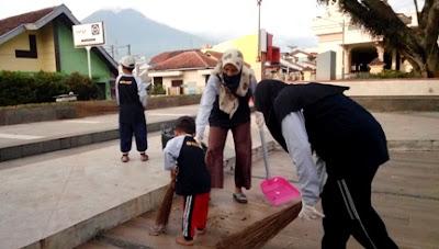 clean the city 2019 temanggung