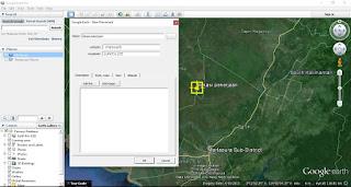 langkah membuat peta dengan google earth