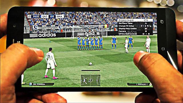 افضل 5 العاب كرة القدم للهواتف الذكية قمة المتعة اثناء