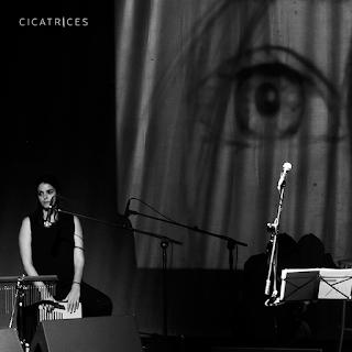 Bianca Pérez en Cicatrices, Abraham Arvelo