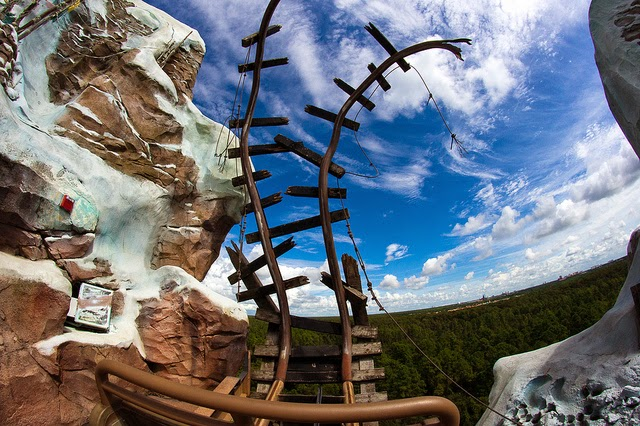 Disney Avenue Making Of Expedition Everest