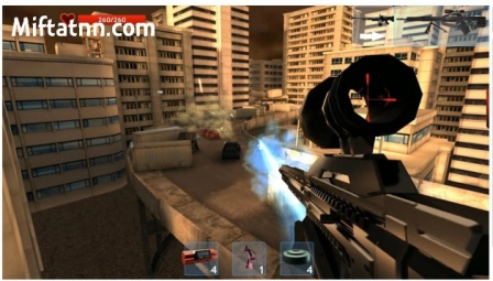 Game Action FPS Offline Android Zombie Objective MOD APK