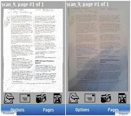 Doc Scanner Qt v1 0 - Document Scanner - Symbian^3 - Full Version