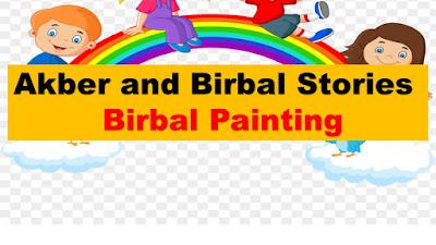 Birbal Painting Story