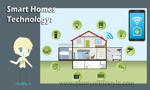 smart homes technology: benefits review & wiki