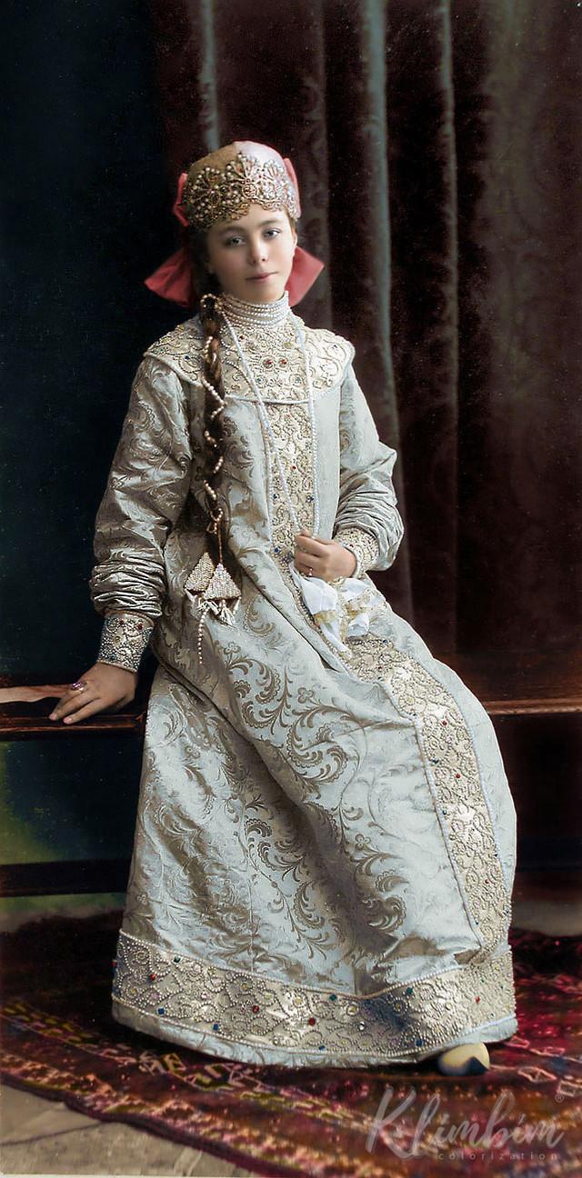 Костюмированный бал Романовых 1903 года