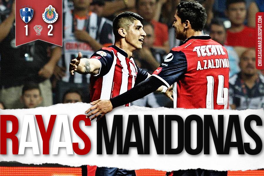 Copa MX : CF Monterrey 1-2 CD Guadalajara - Clausura 2017 - Semifinal.