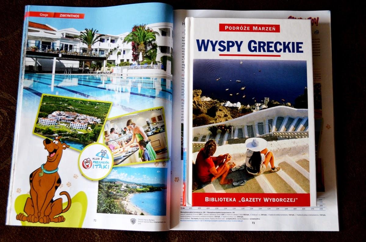 Wielkie greckie wakacje- przygotowania