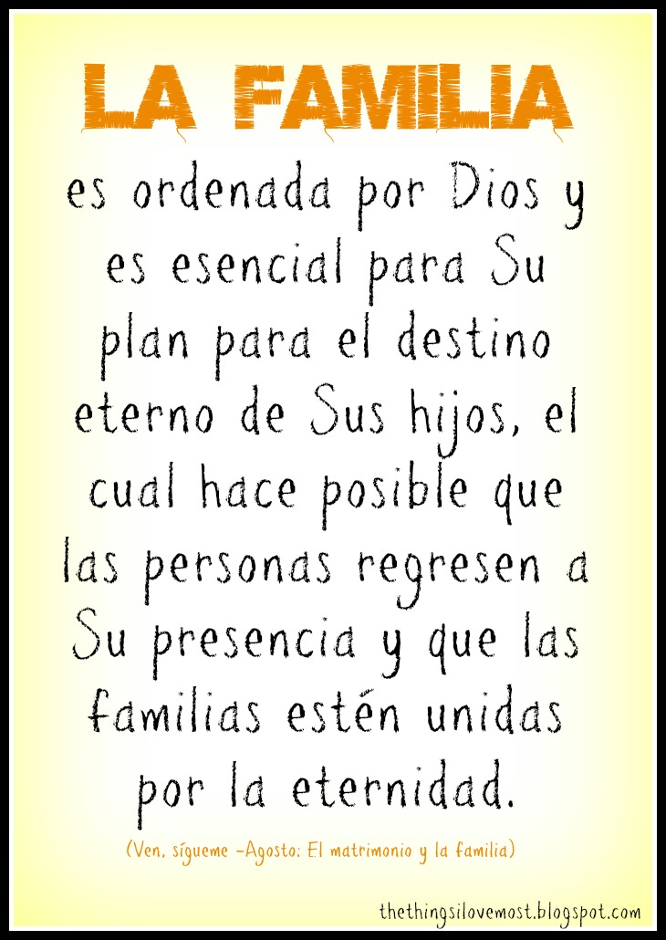 Spanish Phrases And Quotes Family. QuotesGram
