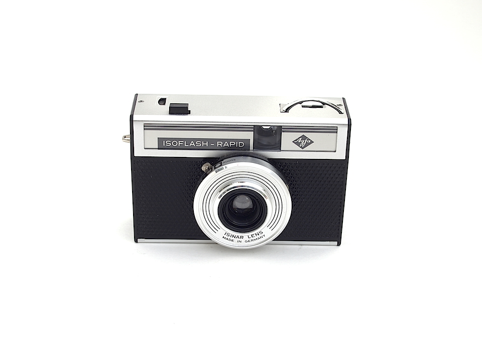 Agfa Isoflash Rapid