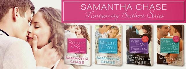 """[Novidade] Capa e Sinopse do livro """"De volta para você"""", de Samantha Chase – @univdoslivros"""