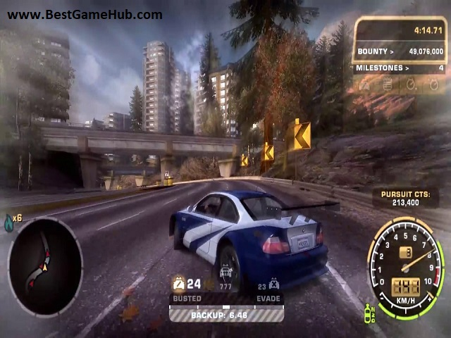 Need for Speed Most Wanted PC Game Download Free
