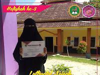 Hafizhah Ke-8 MADITAQ : Lutfiyatul Azizah dari Metro