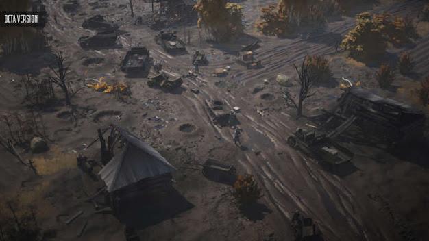 Partisans 1941 gameplay