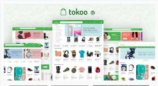 Tokoo Electronics Store WooCommerce Theme for Wordpress Pro