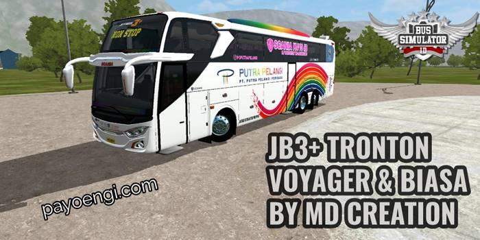 download mod jb3+ shd tronton voyager scania