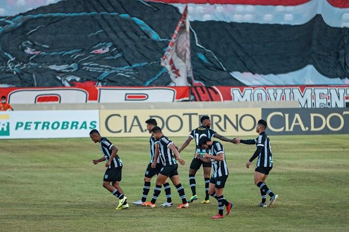 Botafogo-SP 0 x 1 Figueirense - Pra tirar a zica