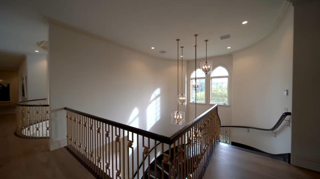 58 Interior Photos vs. 18 Dovetail Ln, Bradbury, CA Ultra Luxury Modern Classic Mansion Tour