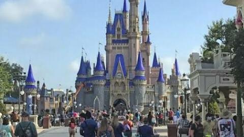 Disney World reopens as Corinavirus cases rise in Florida