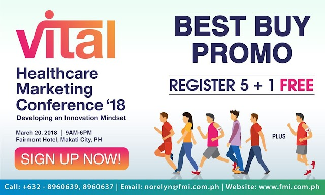 VITAL Healthcare Marketing Conference