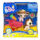 Littlest Pet Shop Gift Set Lamb (#585) Pet