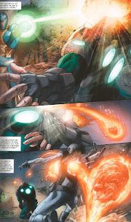 """Reseña de """"X-O Manowar"""" Edición de Lujo 2 - Medusa Cómics"""