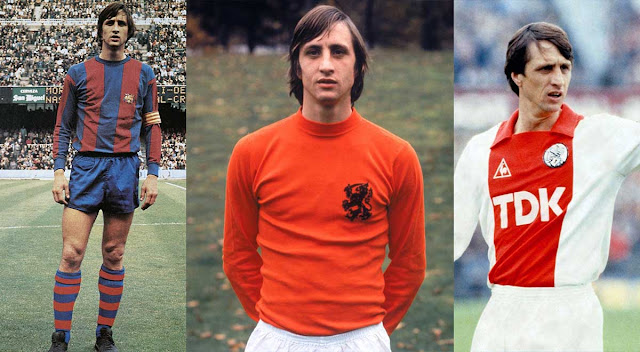 Review J. Cruyff ICON trong Fifa Online 4
