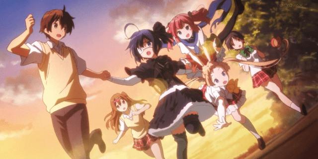Kumpulan Anime Lucu Menurut Para Fans