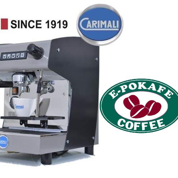 Combo máy pha cafe Carimali Pratica 1Gr và HC600