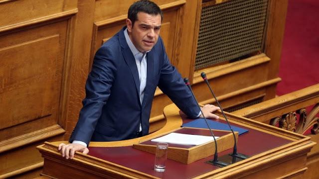 Απάντηση του Πρωθυπουργού σε επίκαιρη ερώτηση του Αρχηγού της Αξιωματικής Αντιπολίτευσης στη Βουλή των Ελλήνων