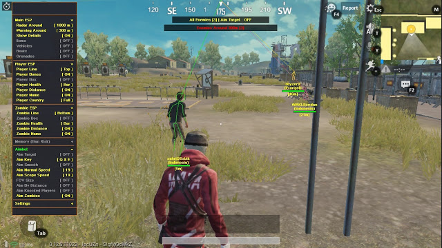 Download Cheat PUBG Mobile Emulator 22 April 2020 Latest Update and Anti Banned Free