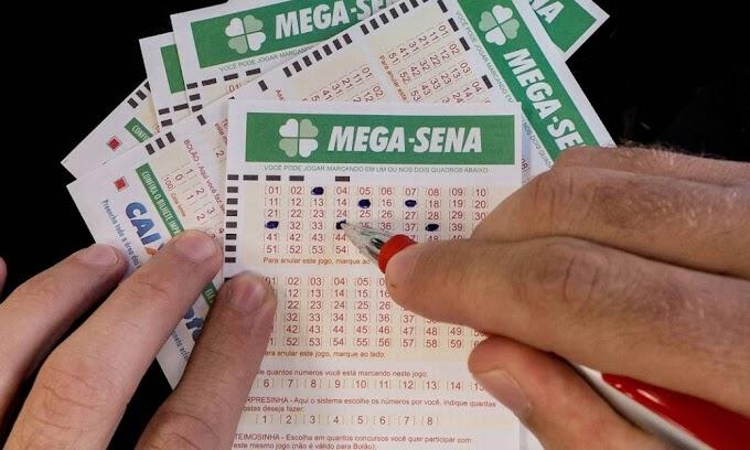 Sorteio da Mega Sena vai pagar prêmio de 40 milhões neste sábado